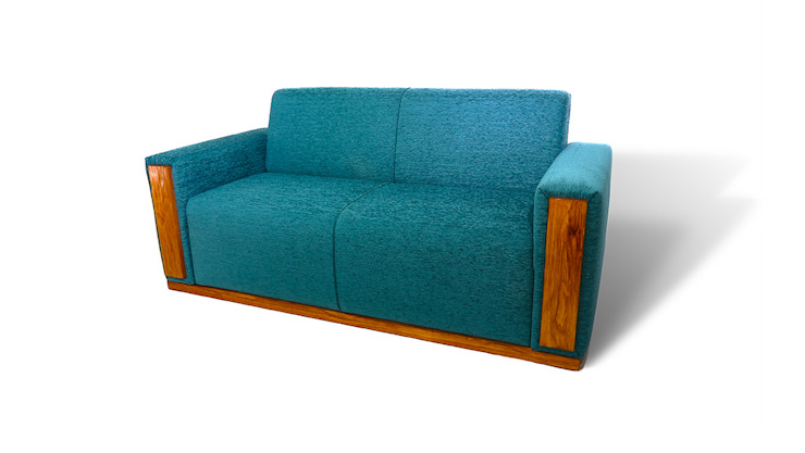 Divine Moss Sofa de Natural Craft - Handmade Furniture Moderno