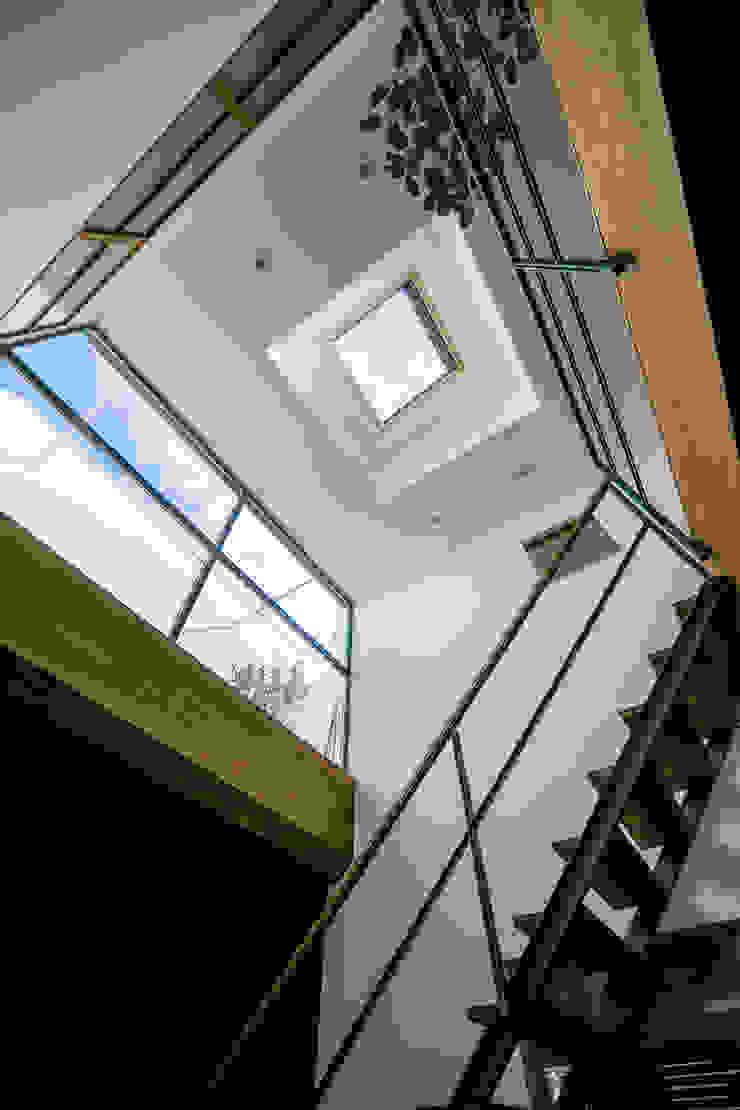 Scandinavian style living room by group-scoop architectural design studio Scandinavian