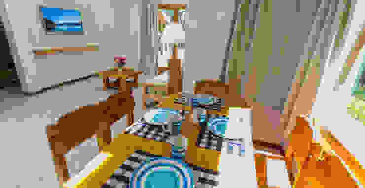 VILLA LA SEQUOIA Hoteles de estilo clásico de ARQUITECTA YAZMIN RIVAS CEA Clásico