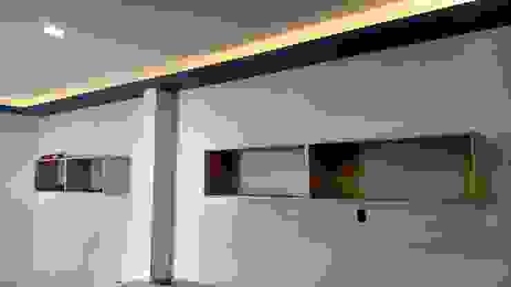 H+R ARQUITECTOS Estudios y despachos de estilo moderno