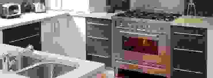 現代廚房設計點子、靈感&圖片 根據 FIDEA SRL 現代風