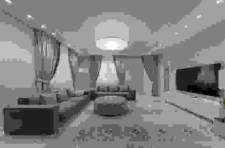 Platon Makedonsky Living room