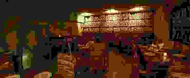 Habanero Mobiliario Eclectic style gastronomy