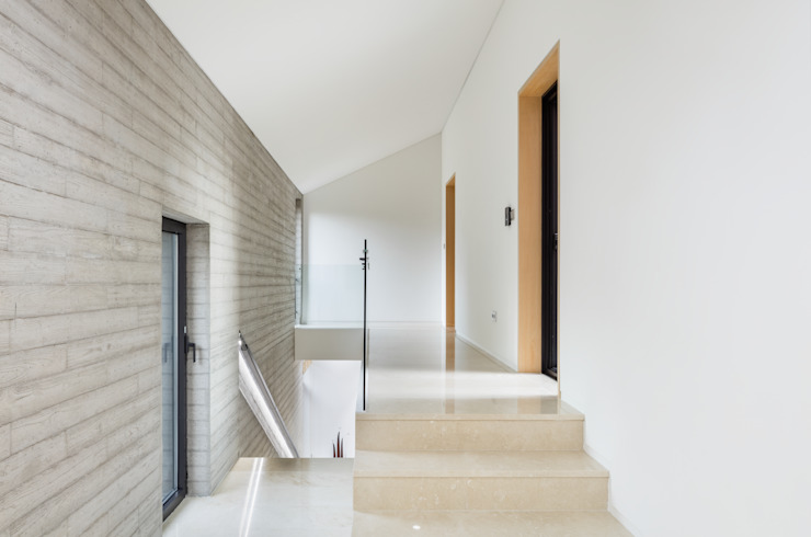 Flur & Diele von (주)건축사사무소 모도건축,
