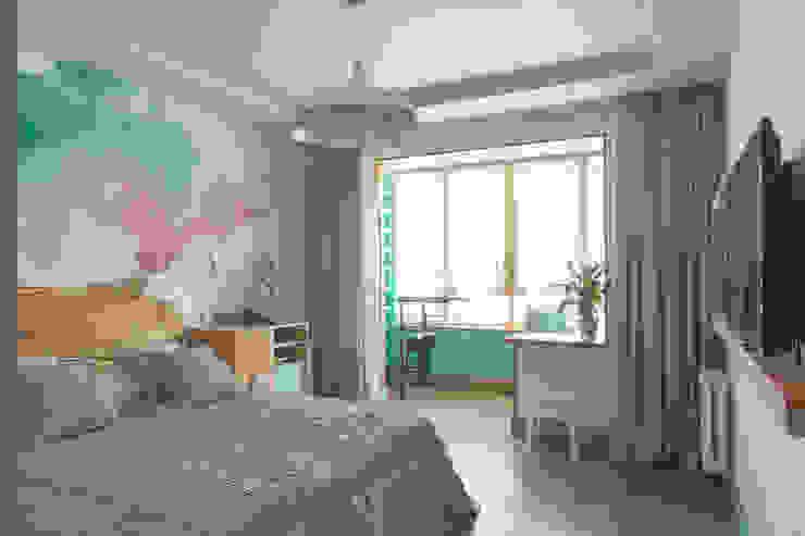 Tropische slaapkamers van Artcrafts Tropisch