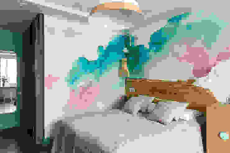 Artcrafts Спальня Зелений