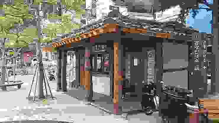 한국인테리어 (주)명인건설 Asiatische Häuser