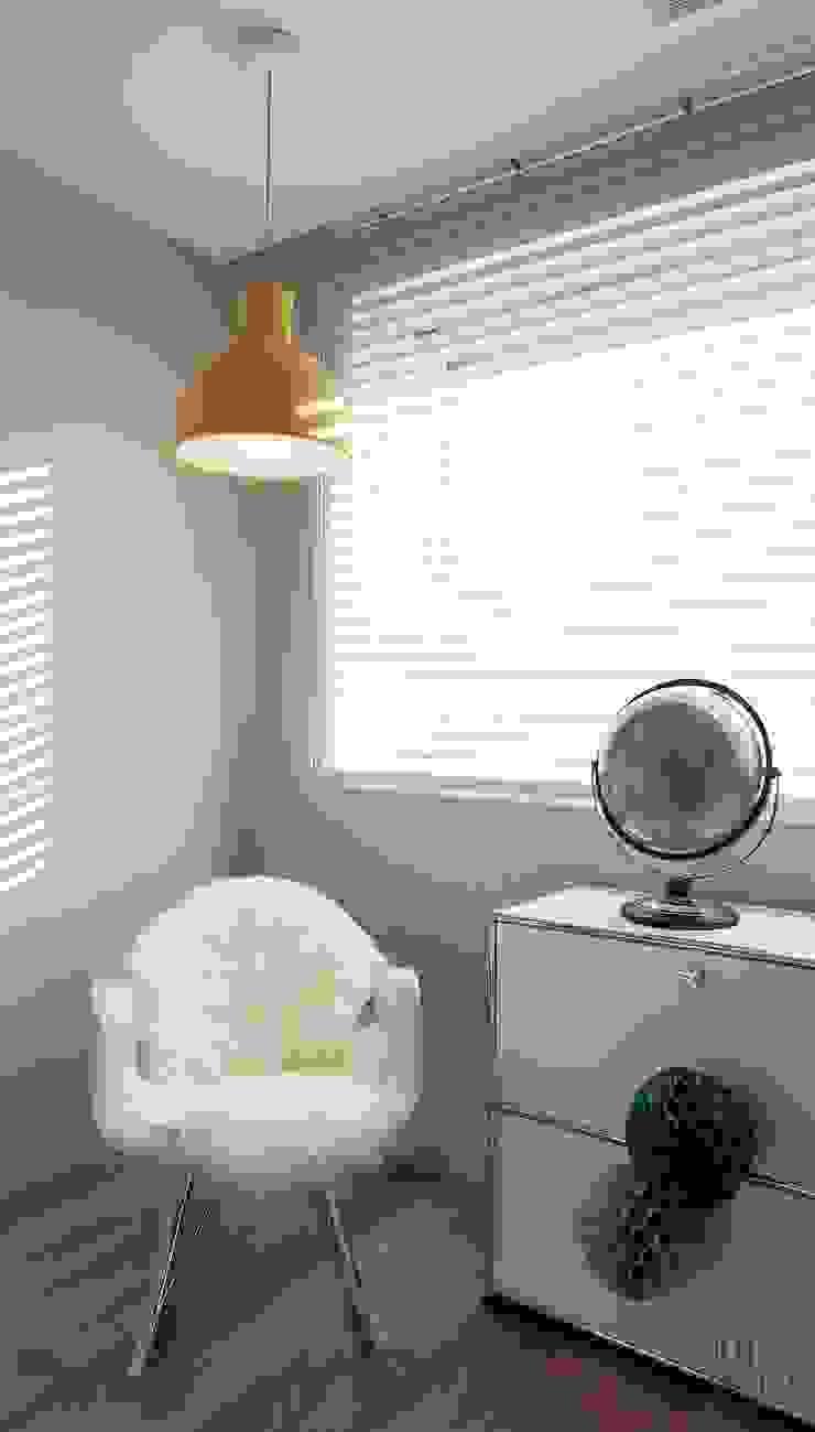 이촌동 'J' 아파트 스칸디나비아 아이방 by 드웰디자인 북유럽