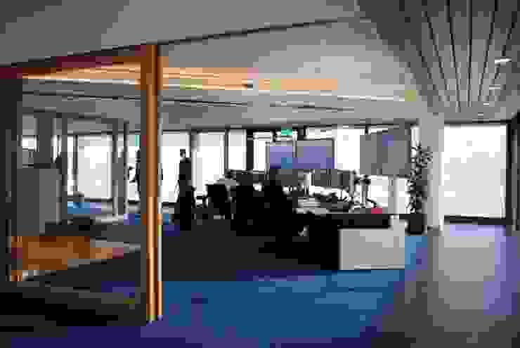 Herinrichting Regelkamer Waternet van peter dautzenberg + partners interieur+architecten bna+bni