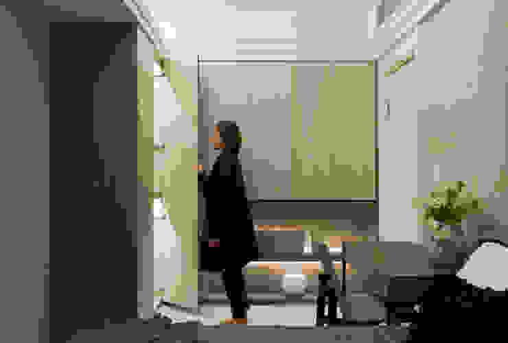 غرفة نوم تنفيذ 思為設計 SW Design,