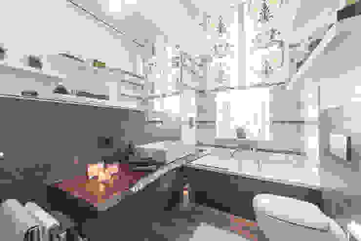 Ванная комната в стиле модерн от MODO Architettura Модерн