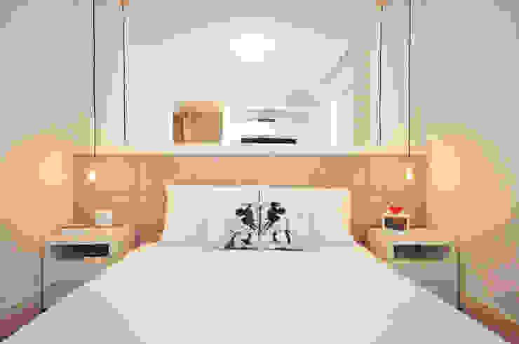 Dormitorios de estilo ecléctico de Condecorar Arquitetura e Interiores Ecléctico