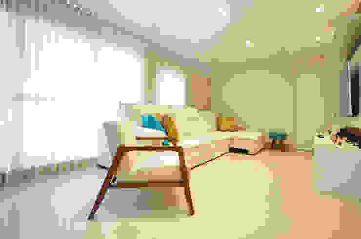 Condecorar Arquitetura e Interiores Living room