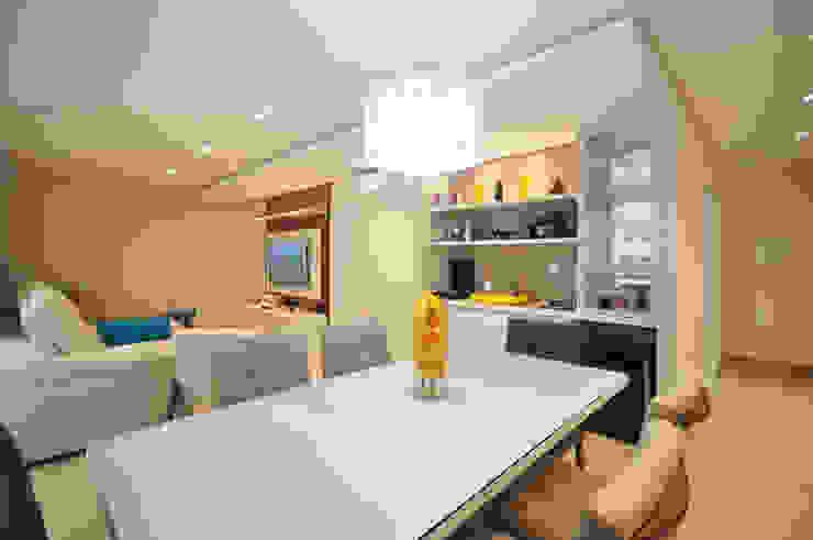 Condecorar Arquitetura e Interiores Столовая комната в классическом стиле
