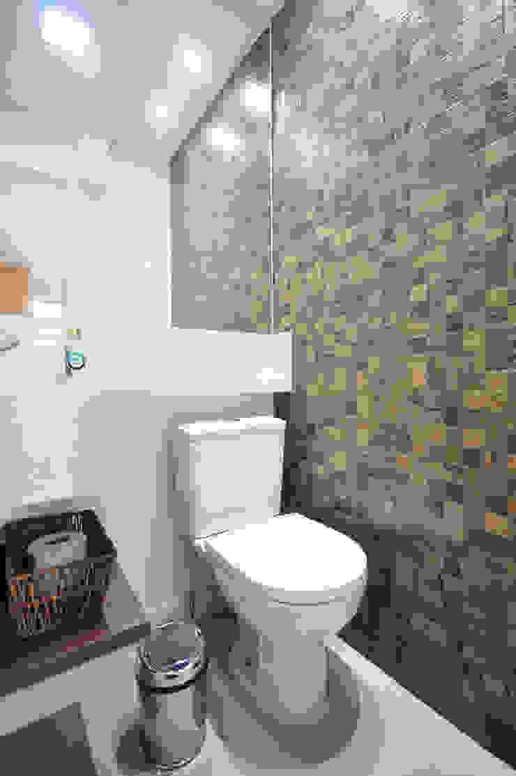 Condecorar Arquitetura e Interiores Classic style bathroom