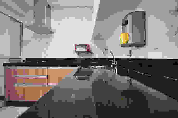 Cocinas de estilo  de Condecorar Arquitetura e Interiores