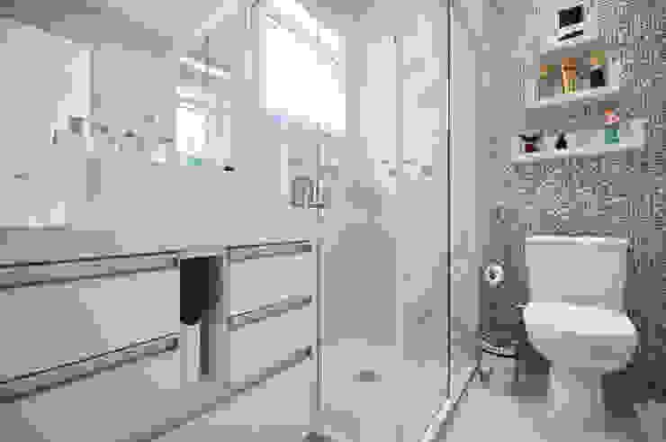 Condecorar Arquitetura e Interiores Klasik Banyo