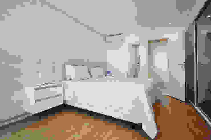 Apartamento São Caetano - 113M² Condecorar Arquitetura e Interiores Quartos clássicos