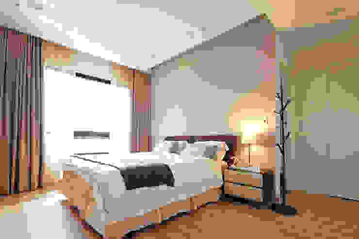 聚點 Scandinavian style bedroom by 耀昀創意設計有限公司/Alfonso Ideas Scandinavian