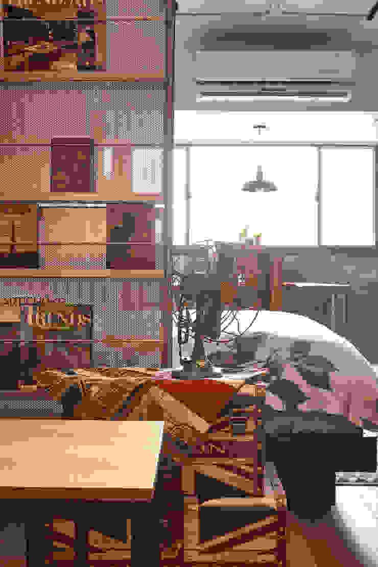 休憩 chill-out 耀昀創意設計有限公司/Alfonso Ideas 客廳