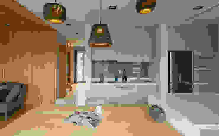 Asian style kitchen by 耀昀創意設計有限公司/Alfonso Ideas Asian