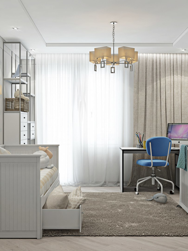 ДизайнМастер Modern Bedroom Beige