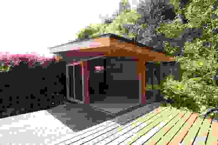 Modern home by 藤井伸介建築設計室 Modern