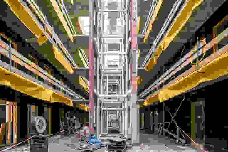 Het Kaaspakhuis Industriële huizen van Mei architects and planners Industrieel