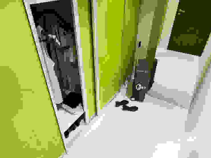 حديث  تنفيذ Komandor - Wnętrza z charakterem, حداثي الخشب البلاستيك المركب