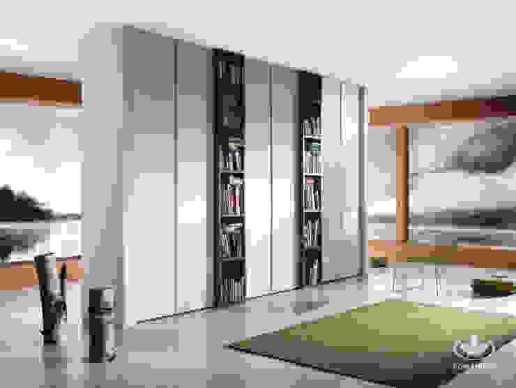 Komandor - Wnętrza z charakterem Living roomStorage Glass Metallic/Silver