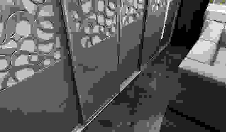 Komandor - Wnętrza z charakterem Living roomStorage Chipboard Grey