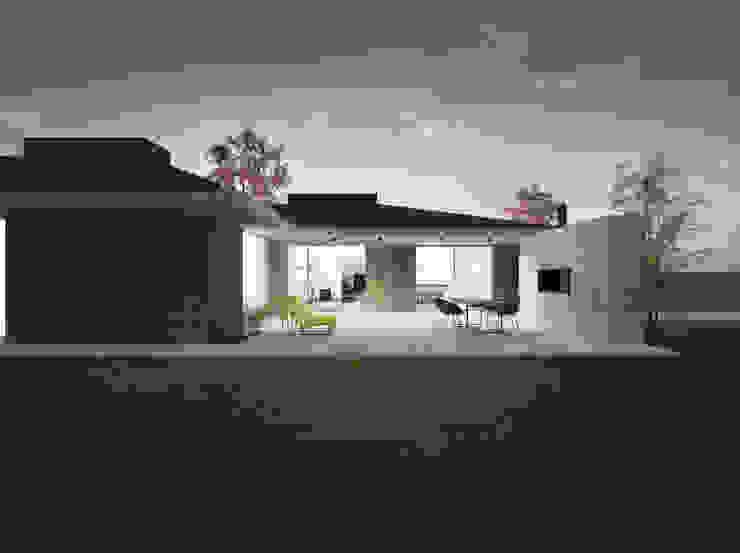 根據 Didonè Comacchio Architects 簡約風