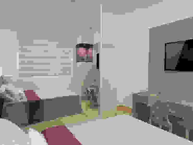 클래식스타일 침실 by AMARQDESIGN 클래식