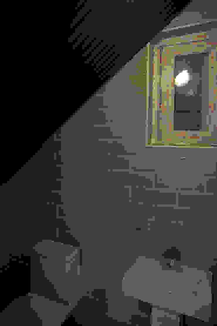찜스토리 인테리어 부분 모던스타일 욕실 by inark [인아크 건축 설계 디자인] 모던 타일