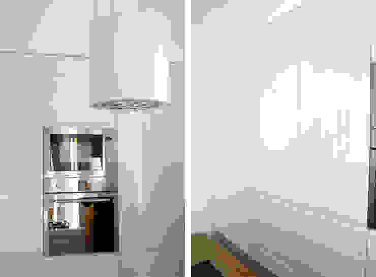 Cucina Cucina moderna di Architetto Luigia Pace Moderno Ferro / Acciaio