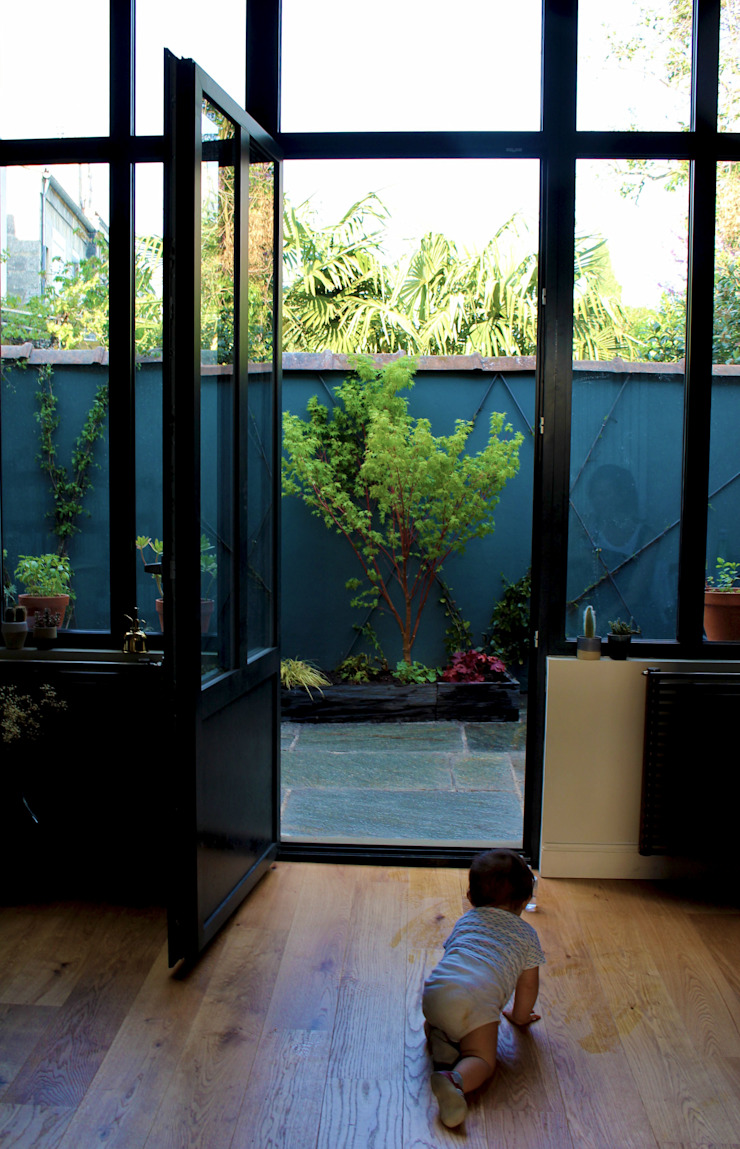 Tableau extérieur Jardin asiatique par Constans Paysage Asiatique
