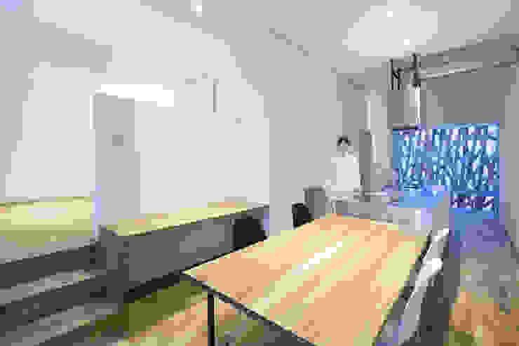 一級建築士事務所 Atelier Casa Modern dining room