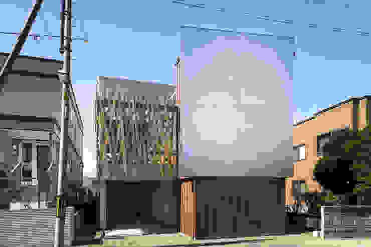 風みちの家 モダンな 家 の 一級建築士事務所 Atelier Casa モダン