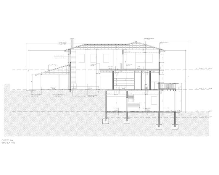 根據 Studio + Arquitetura e Urbanismo 殖民地風 木頭 Wood effect