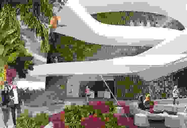by Studio + Arquitetura e Urbanismo