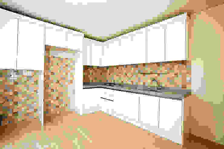 홍제동 협소주택 – H2135 모던스타일 주방 by 마음담은 건축 모던