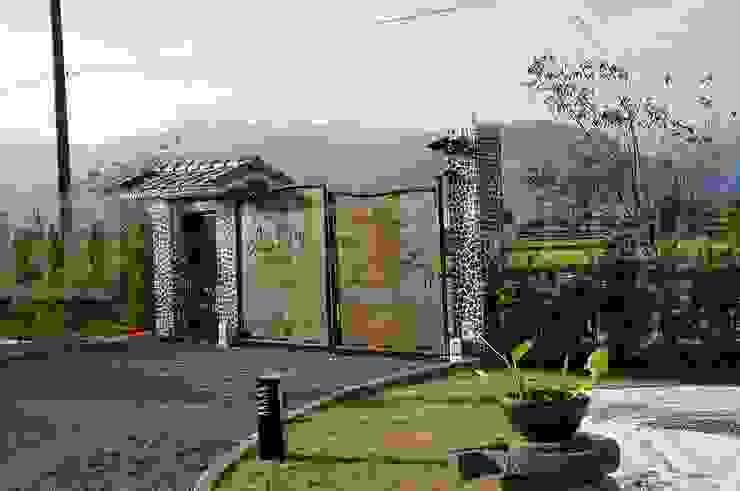 閮檍設計 Ting Yi Design Classic style garden Metal Brown