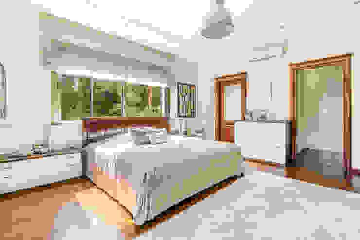 SAHİLEVLERİ VİLLA Ş.K. Modern Yatak Odası Mimode Mimarlık/Architecture Modern