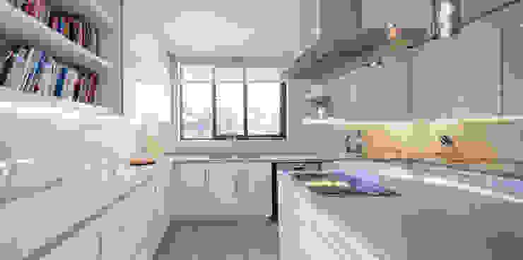 Dapur Modern Oleh Grupo E Arquitectura y construcción Modern