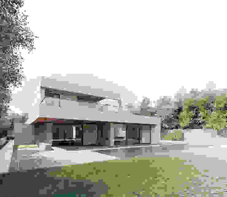 Modern houses by MARQA - Mello Arquitetos Associados Modern