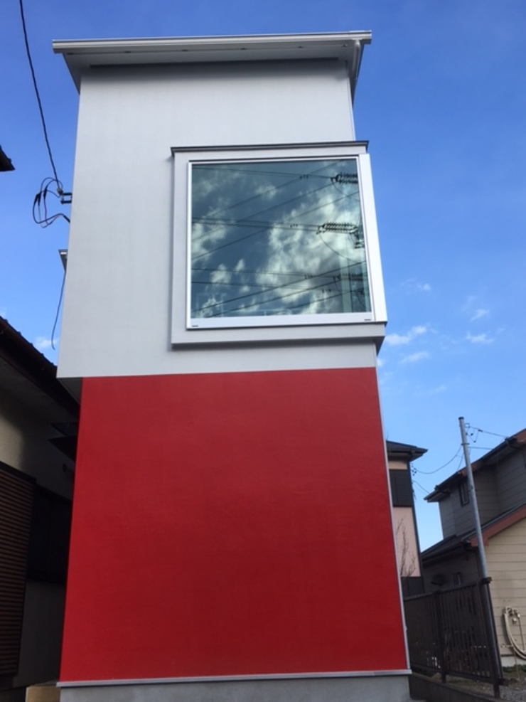 8gi・studio Modern Houses