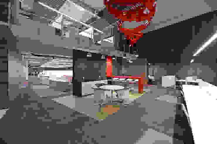 Modern office buildings by Eskema Modern