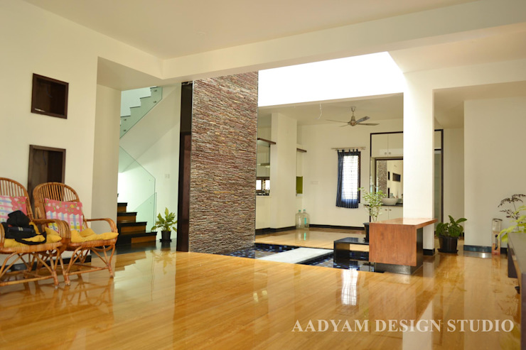 Kitchen by Aadyam Design Studio, Minimalist