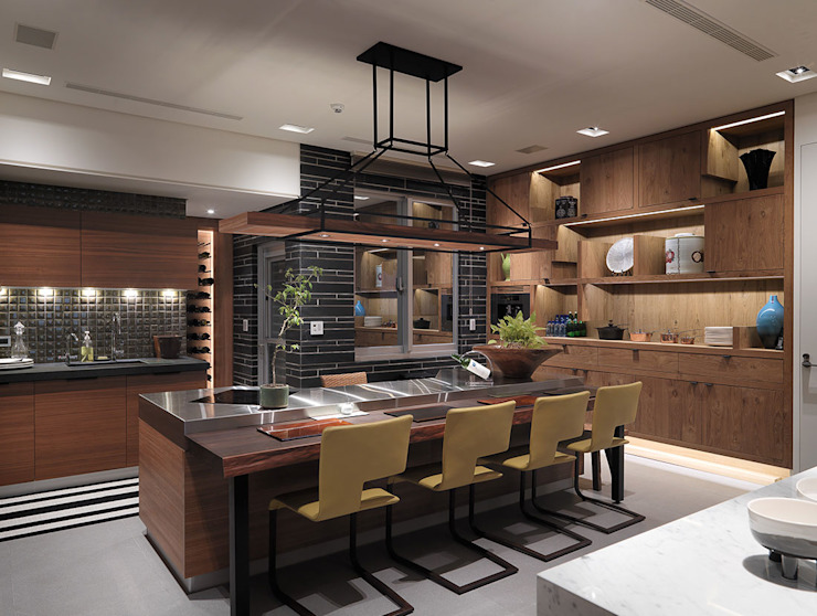 Tea house 根據 沈志忠聯合設計 日式風、東方風