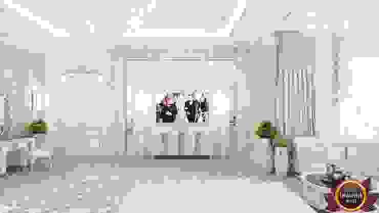  Luxurious bedroom interior of Katrina Antonovich Modern style bedroom by Luxury Antonovich Design Modern